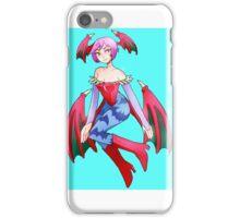 Lilith Darkstalkers iPhone Case/Skin