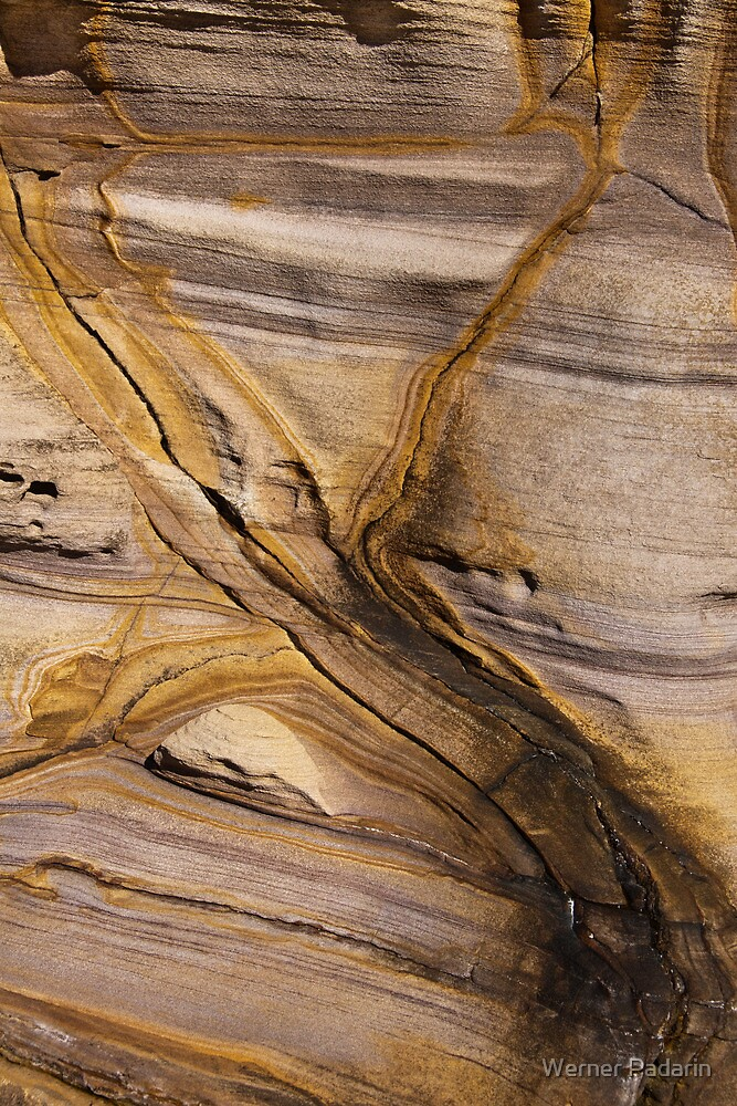 Sandstone 4 by Werner Padarin