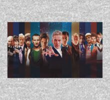 Dr. Who - Doctors One Piece - Long Sleeve