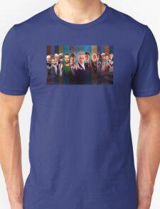 Dr. Who - Doctors Unisex T-Shirt