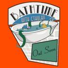 BathTime With Cthuhlu by bass-twitch