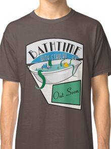 BathTime With Cthuhlu Classic T-Shirt
