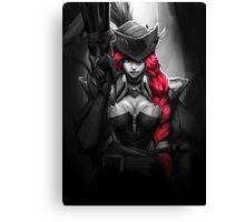 Captain Miss Fortune - League of Legends Canvas Print