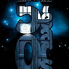 50 Years Tardis Poster by drwhobubble