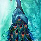 The proud Peacock by Picatso