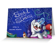Suited for Success :MLP FIM title card series  Greeting Card