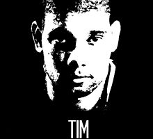 Tim Duncan by CalvertSheik