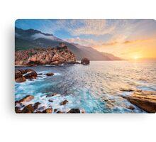 Golfo di Porto Canvas Print