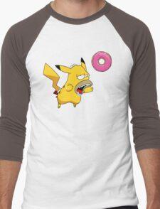 Homer-chu Men's Baseball ¾ T-Shirt