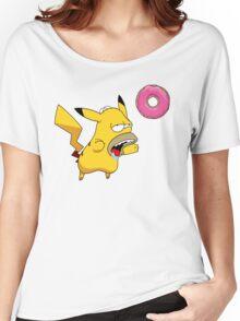 Homer-chu Women's Relaxed Fit T-Shirt