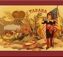 Tarara Advertising Greetings by Yesteryears