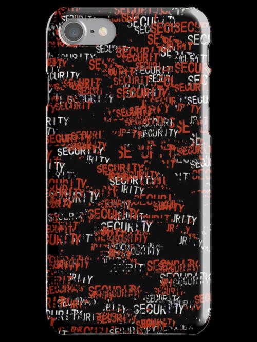 Secure my iPhone III by dominiquelandau