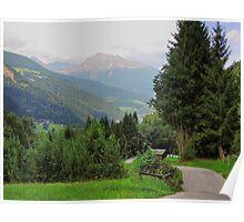 Carinthia, Austria, Poster