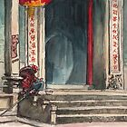 Tin Hau Temple by Adolfo Arranz