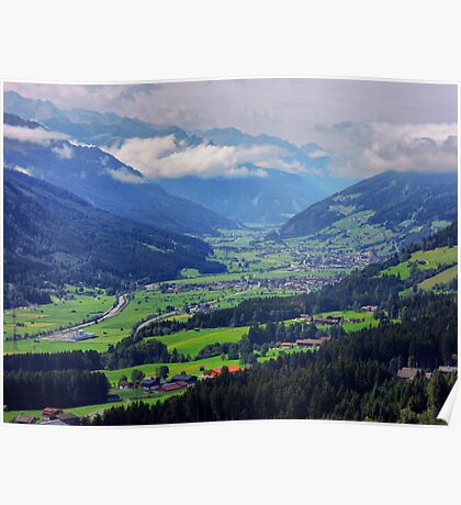 Carinthia, Kärnten, Poster