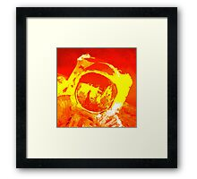 Astronaut ... They're Full of Stars Framed Print