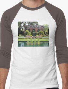 The Garden House at Filoli Men's Baseball ¾ T-Shirt