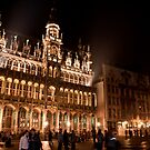 Brussels Grote Markt by pahas