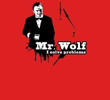 Mr. Wolf Unisex T-Shirt