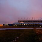 Stadium of Light, Sunderland, UK by Stafnmar