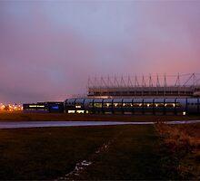 Stadium of Light, Sunderland, UK by Stafnmar