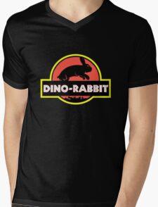 Dinorabbit - YuGiOh Mens V-Neck T-Shirt