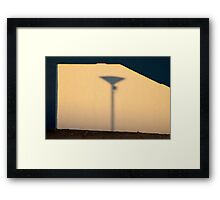 Trapeze Framed Print