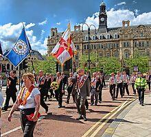 Loyal Orange Lodge 81 Leeds (HDR) by Tim Waters