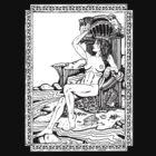 Tarot: Queen of Cups by ZugArt