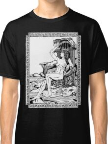 Tarot: Queen of Cups Classic T-Shirt