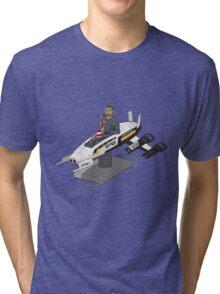 Shepherd's Day Off Tri-blend T-Shirt