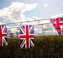 British Flags by Stafnmar