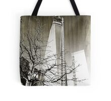 9/11 Freedom Tower Tote Bag