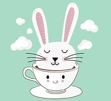 Take a Cup of Bunny by Orce