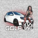 VW Golf Mk6 by Barbo