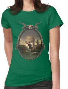 Emuna Tfela (Superstition) Womens Fitted T-Shirt