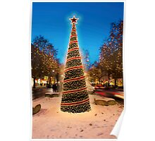 Christmas decoration Poster
