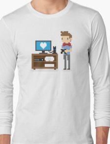 Nerd 4 Life Long Sleeve T-Shirt