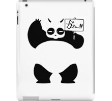 Genma Saotome iPad Case/Skin