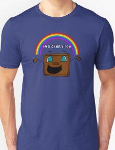 Imagination | Tiny Box Tim | Markiplier T-Shirt