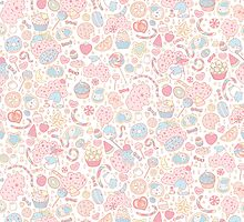Dreamy Sweets by ninay