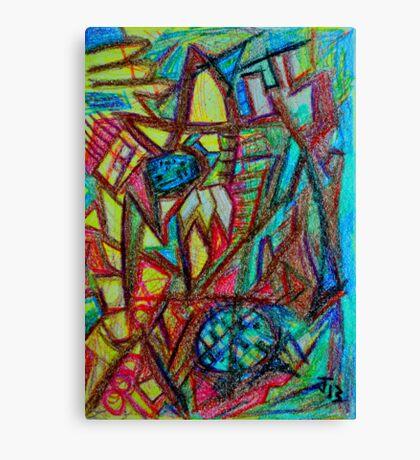 2.001 Canvas Print