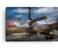 Pilot - Plane - The B-29 Superfortress Canvas Print