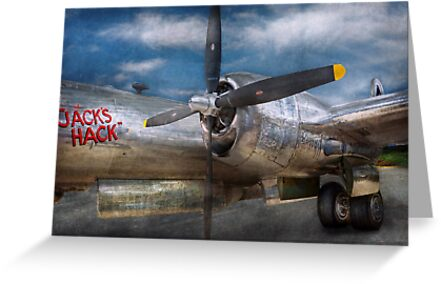 Pilot - Plane - The B-29 Superfortress by Mike  Savad