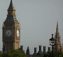 Big Ben by jredbubble