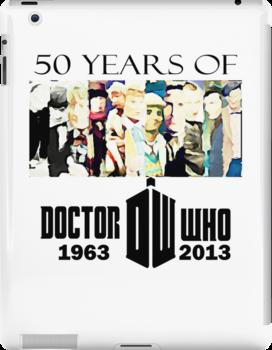 50 years of DW!  by EleYeah