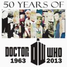 50 years of DW!  by EleYeah