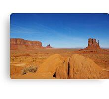 Monument Valley, Arizona Canvas Print