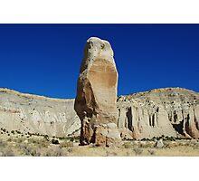 Chimney Rock, Kodachrome Basin State Park, Utah Photographic Print