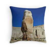 Chimney Rock, Kodachrome Basin State Park, Utah Throw Pillow